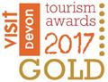 Visit Devon award