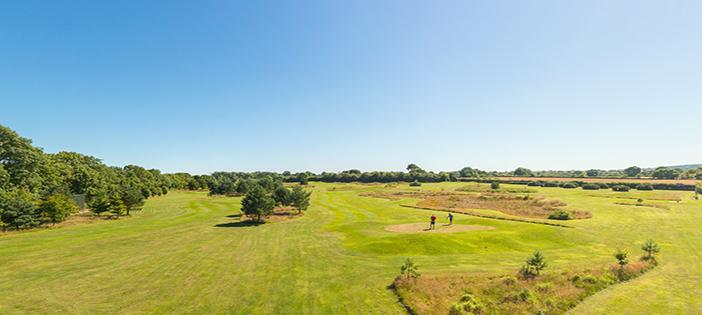 Oakmead Family Golf Course In Devon Oakdown Holiday Park