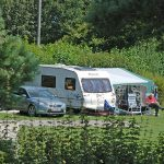 Oakdown Campsite in Devon