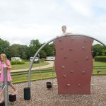 Kids Adventure Playground at Oakdown