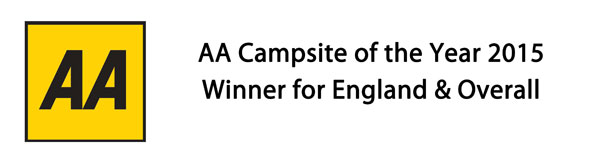 AA Campsite of the Year 2015 - Oakdown Holiday Park, Sidmouth, Devon