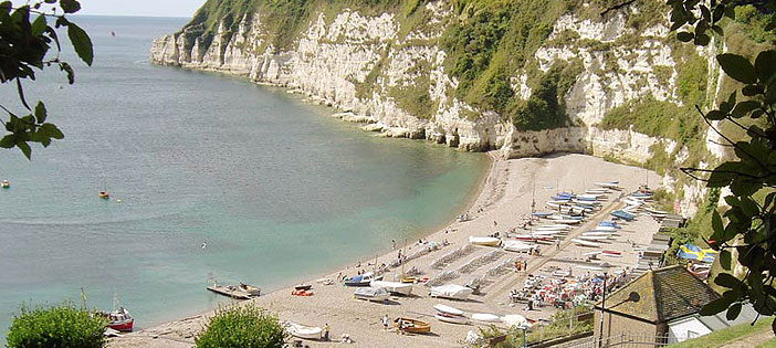 enjoy beach holidays in Devon at Oakdown