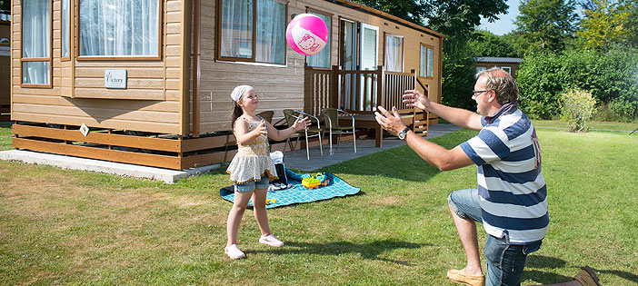 self-catering holidays in Devon at Oakdown
