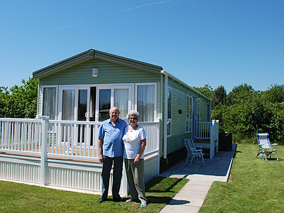 sales and security Self Catering Caravan Holidays in Devon