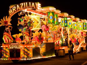 Seaton carnival