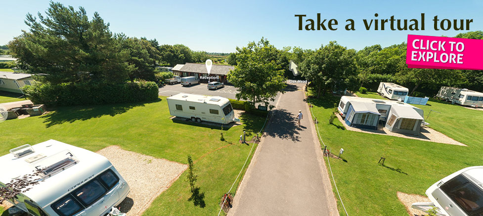 Virtual tour of Oakdown Holiday Park