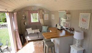Shepherd Huts interior-1