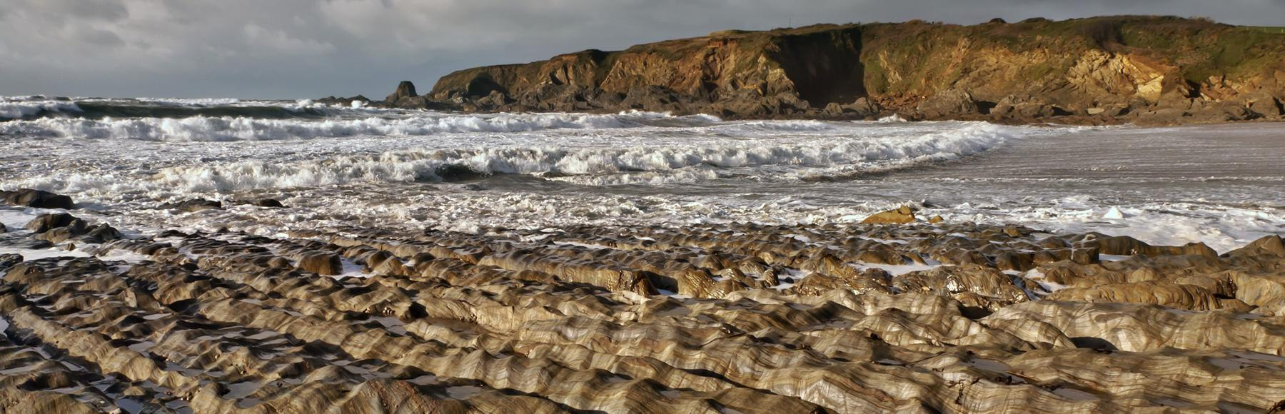 Devon coastal walk