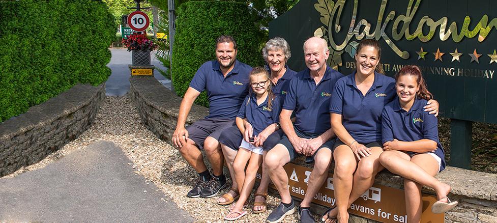 Oakdown team image