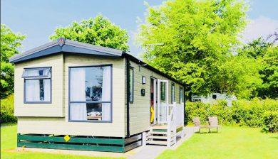 caravan holidays - leisure lodges at oakdown