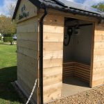 Oakdown's 'clean paws' dog wash