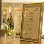 Oakdown Gold award