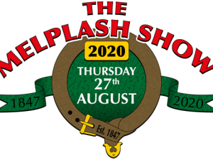 Melplash show logo