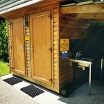 Oakdown Holiday Park shared facilities