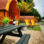 Oakdown Holiday Park glamping