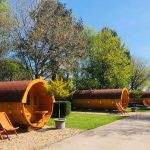 Oakdown Holiday Park glamping pods
